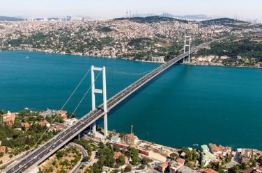 Al doilea pod peste Dunare, langa Ruse